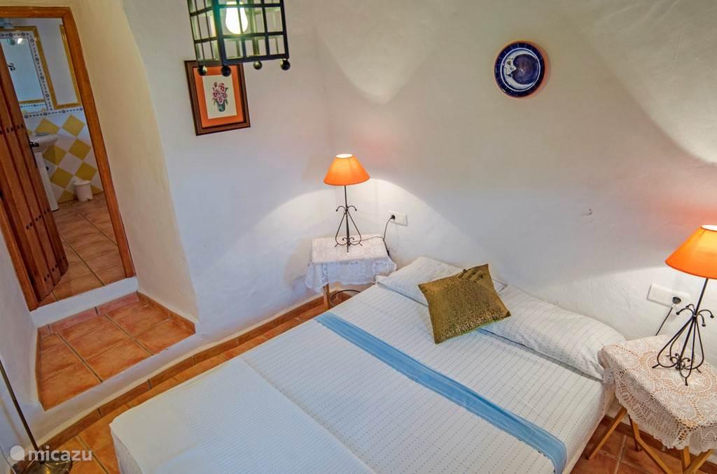 En suite slaapkamer