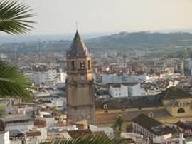 Het dichtstbijzijnde stadje is Velez-Malaga en is 10 minuten rijden. Je treft er alle voorzieningen die je nodig hebt: winkels, banken, marktjes, bakkers, cafetjes, restaurants. Een van de bijzienswaardigheden is de overblijfselen van een kasteel die uitkijkt op de stad. Daarnaast zijn er prachtige