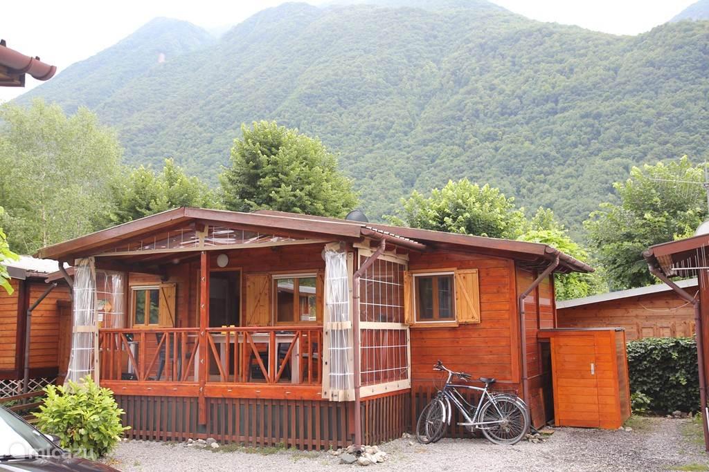 Vacation rental Italy, Italian Lakes, Porlezza - chalet Chalet 203