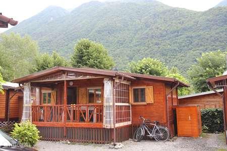 Vacation rental Italy, Italian Lakes, Porlezza chalet Chalet 203