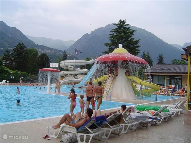 Vakantiehuis Italië, Italiaanse Meren, Porlezza Chalet Chalet 203