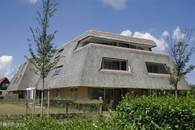 Vakantiehuis Nederland, Ameland, Buren appartement Apparthotel Kooiker nr.3