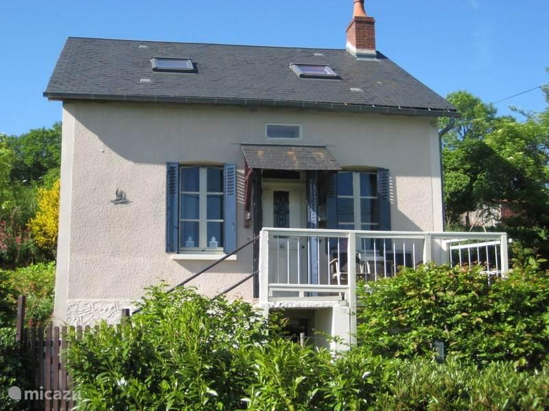 Vakantiehuis Frankrijk, Bourgogne, Ouroux-en-Morvan - vakantiehuis l`Oiseau