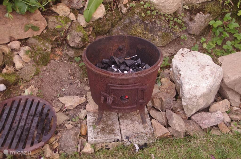 Garden Stove: BBQ