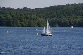 Zeilschool Lac des Settons