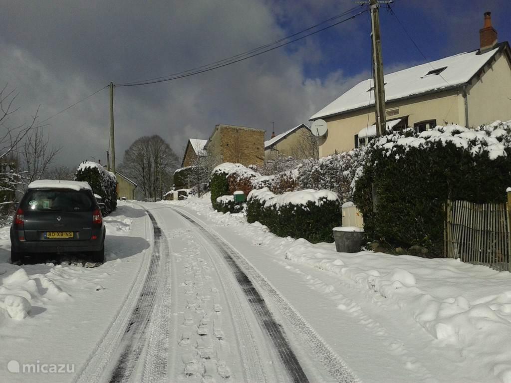 Wintertime in Montpensy