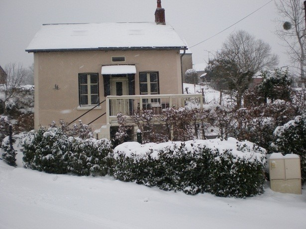 Kerst  of oud en nieuw in Bourgondië: genieten van ons sfeervolle huis. Nu voor 395,- per week!
