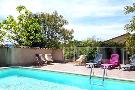 Vacation rental France, Dordogne, Tourtoirac villa Villa Rosa