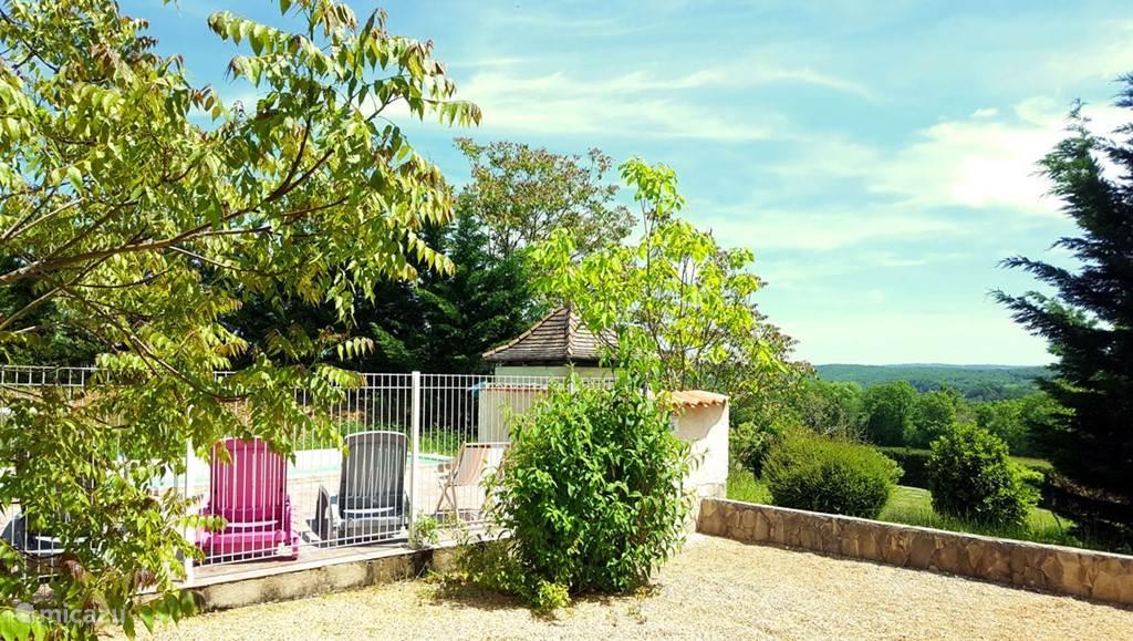 Vakantiehuis Frankrijk, Dordogne, Tourtoirac Villa Villa Rosa - Residence La Roseraie