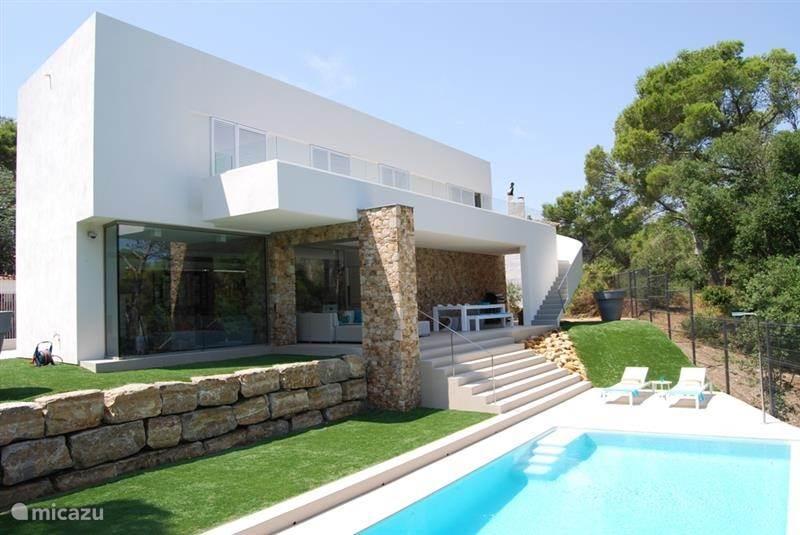 Ferienwohnung Spanien, Costa Brava, Pals Villa Villa Mariposa Blanca ...