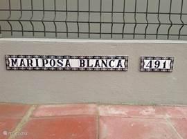 Naam van het huis