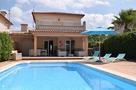 Ferienwohnung Spanien, Costa del Azahar, Sant Jordi villa Traumhaus am Golfplatz ****
