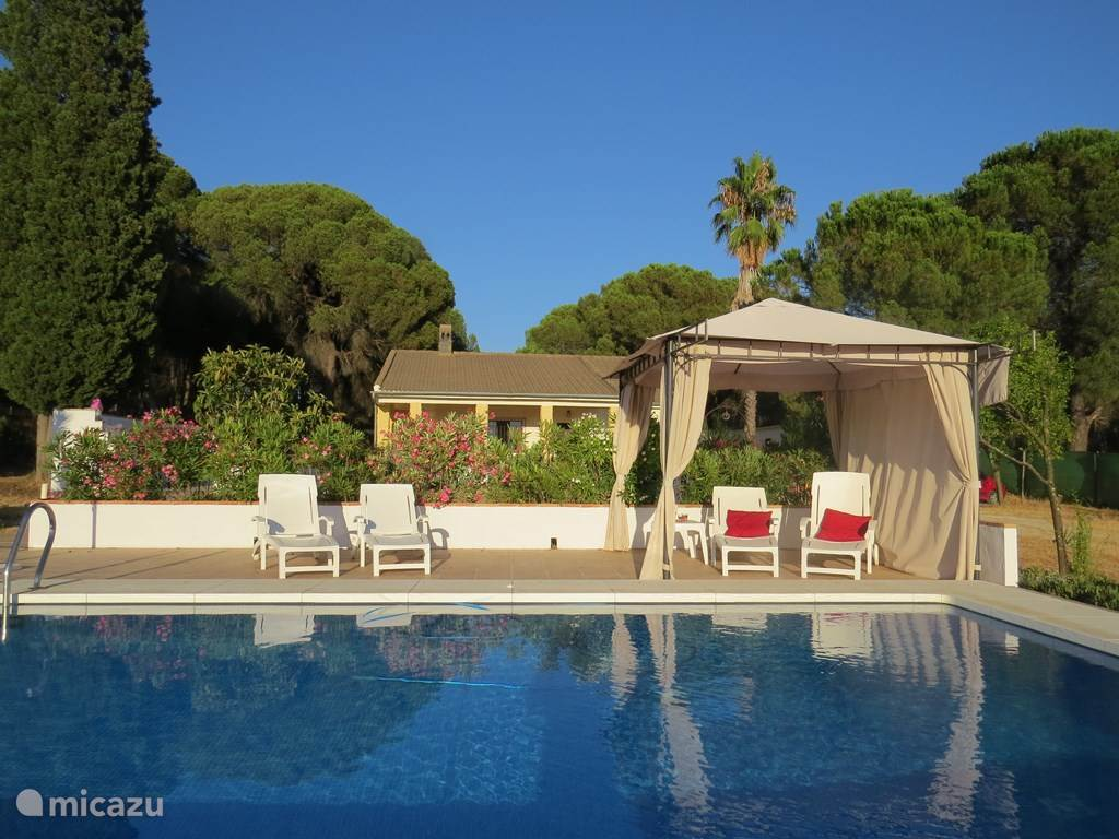 Vakantiehuis Spanje, Andalusië, Lucena Del Puerto Vakantiehuis Casa de la Luz