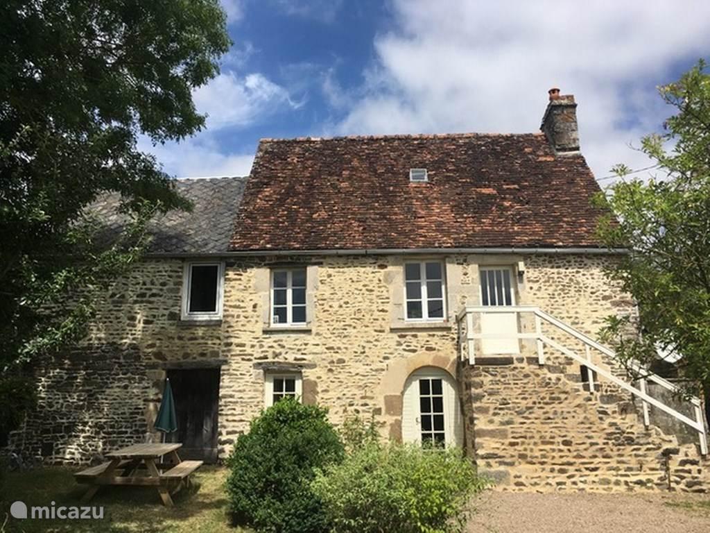 Vakantiehuis Frankrijk, Normandië, Ménil-Vin Boerderij La Gnossienne