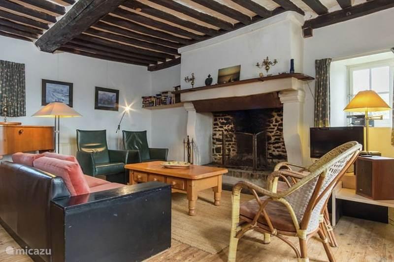 Vakantiehuis Frankrijk, Orne, Ménil-Vin Vakantiehuis La Gnossienne