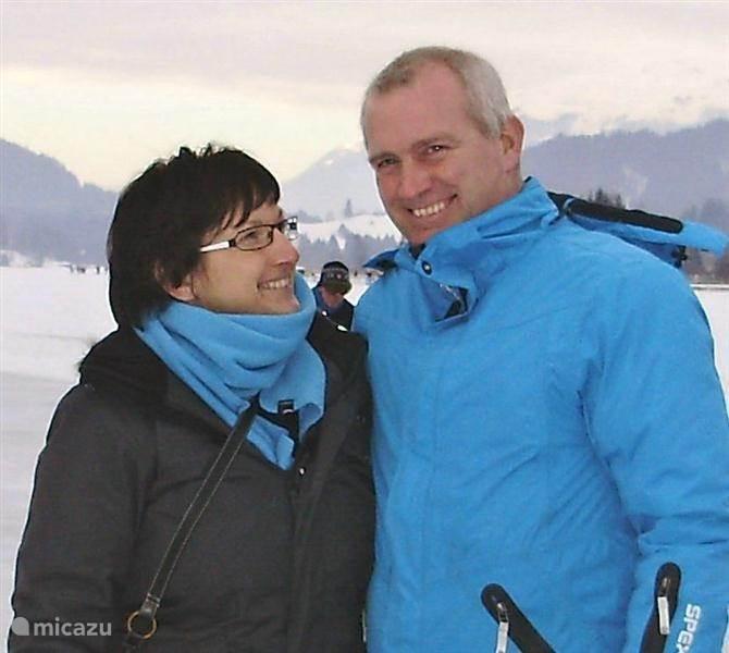 Ria en Wim van Kollenburg