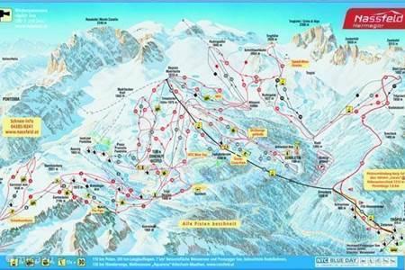 Nassfeld ski area