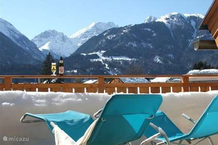 Vacation rental Austria – holiday house Sonnechalet