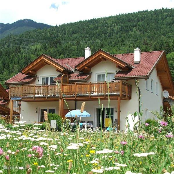 Vacation rental Austria, Carinthia, Kötschach-Mauthen Holiday house Sonnechalet