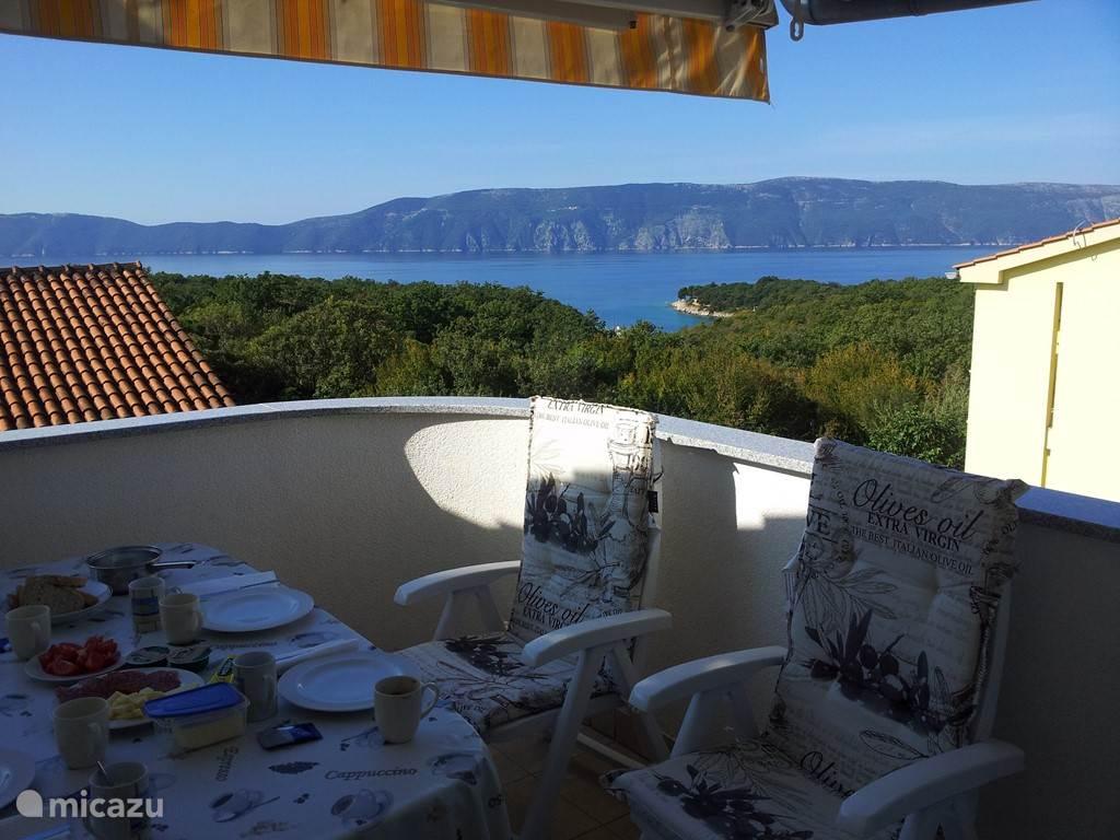 Vakantiehuis Kroatië, Kvarner, Pinezici - Krk Appartement cccroatia