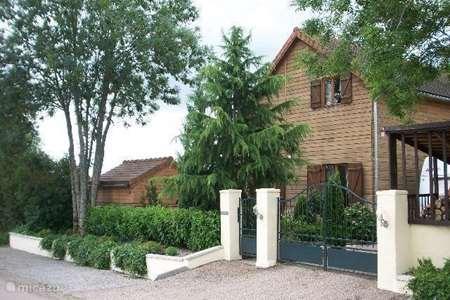 Vakantiehuis Frankrijk, Allier – chalet Petit Mathoniere
