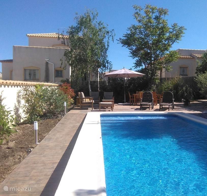 Lovely Vacation Rental Spain, Costa Blanca, Castalla Holiday House Villa MaruSol  ...