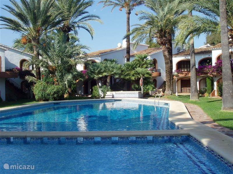 Vakantiehuis Spanje, Costa Blanca, Dénia appartement casa klootwijk