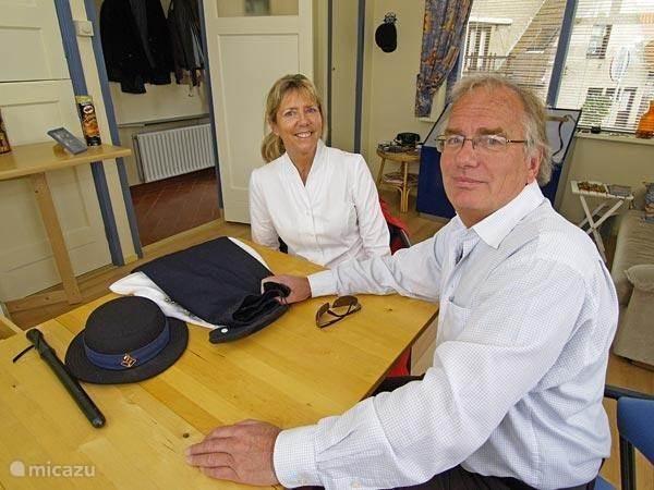Johann en Nannie Schmid