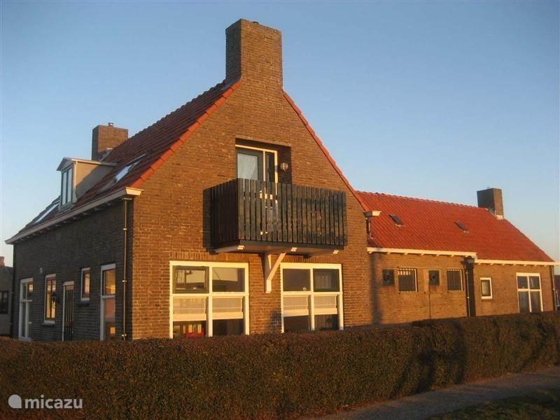 Vakantiehuis Nederland, Friesland, Makkum - vakantiehuis De Baaies