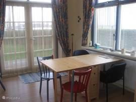 appartement - woonkeuken/kamer