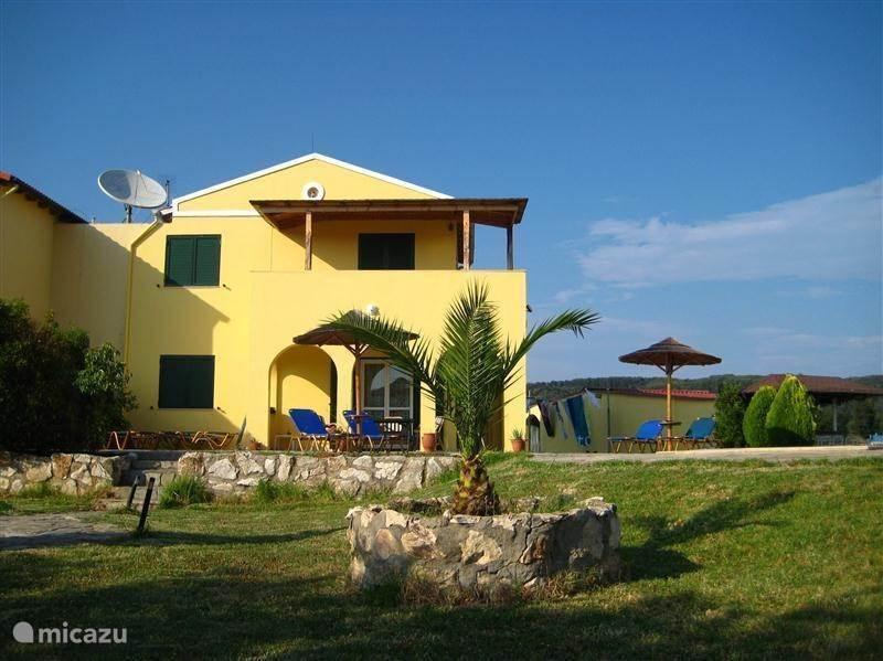 Vakantiehuis Griekenland, Korfoe, Livadi Roppa vakantiehuis Villa Roppa
