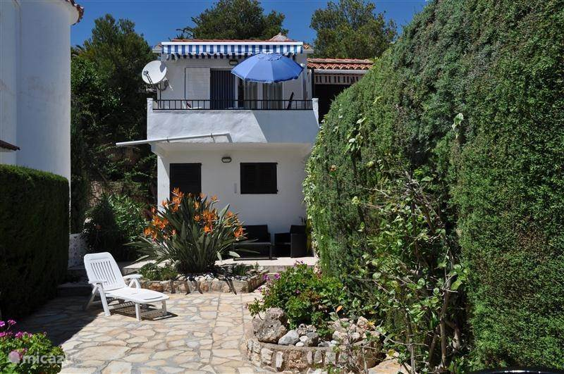 Vacation rental Spain, Costa Daurada, L'Hospitalet de l'Infant bungalow Vaktiewoning Playa d`Or type IV