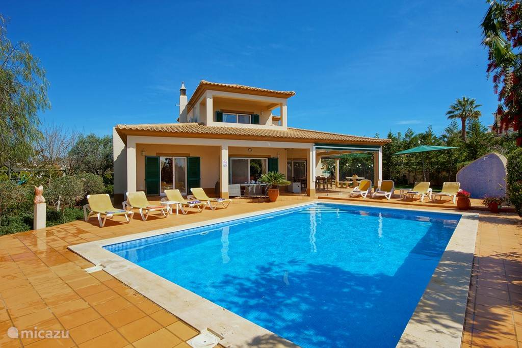Vacation rental Portugal, Algarve, Carvoeiro villa Casa Alha