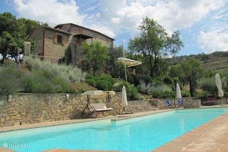 Vakantiehuis Italië, Umbrië – villa San Vito