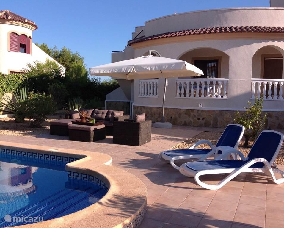 Vakantiehuis Spanje, Costa Blanca, Daya Vieja - villa Casa Hulsken