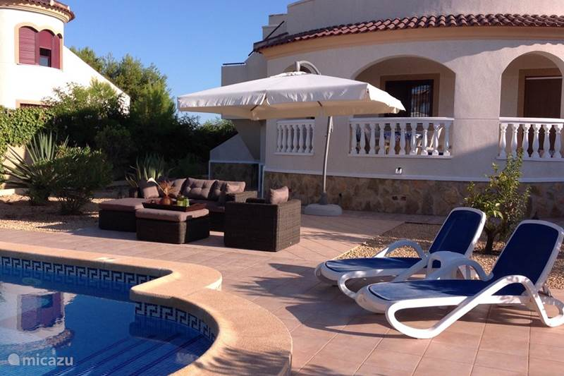Vakantiehuis Spanje, Costa Blanca, San Fulgencio La Marina Villa Casa Hulsken