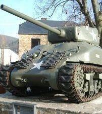 Amerikanischen Panzer