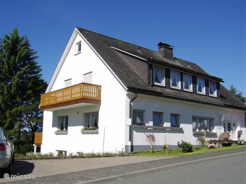 Vacation rental Germany, Sauerland, Winterberg villa Friesenhof