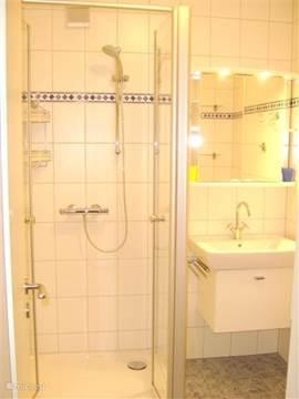 badkamer van de blauwe kamer