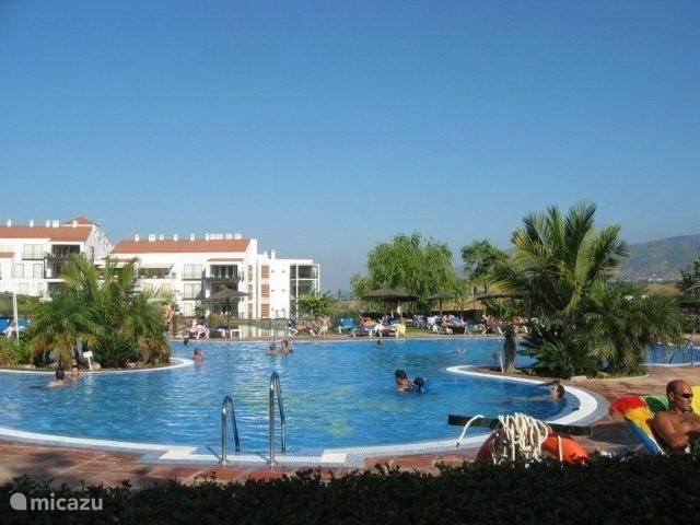 Vakantiehuis Spanje, Andalusië, Alhaurín de la Torre appartement Luxe    Resort  Sol Andalusí