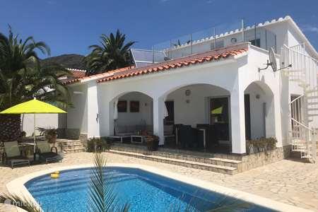 Vacation rental Spain, Costa Brava, Roses – villa Casa Adoni