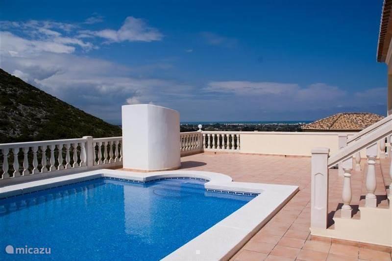 Vakantiehuis Spanje, Costa Blanca, Dénia Villa Casa Aventura