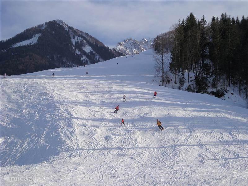 Skigebied Zahmer Kaiser