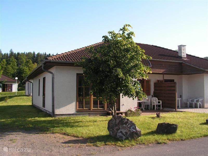 Onze woning in Frankenau, Sauerland
