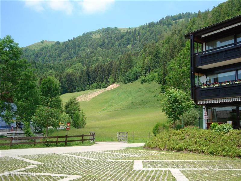 Vacation rental Austria, Tyrol – apartment Walchsee-Hasewinkel