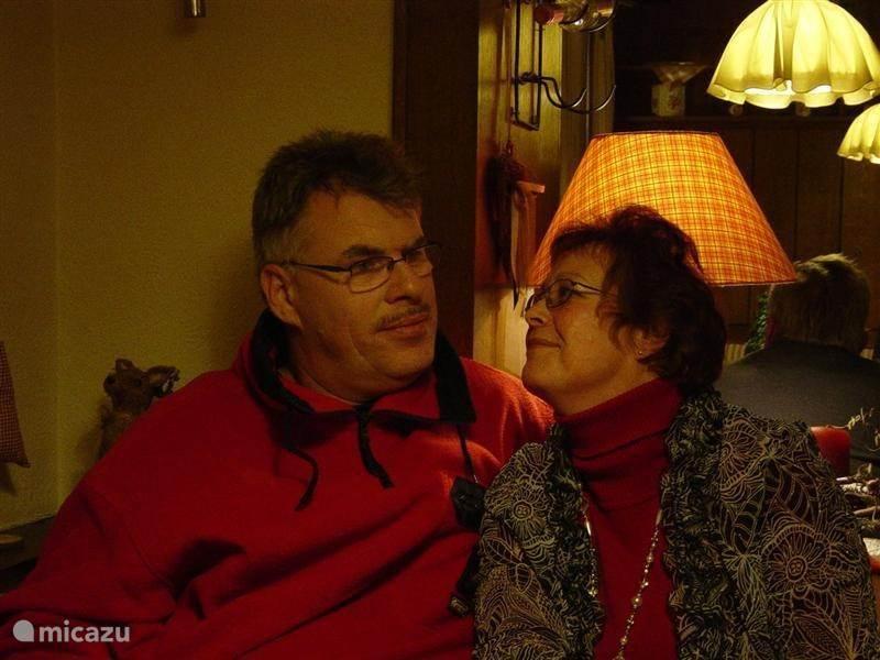 Ben und Gerdina Kunstman