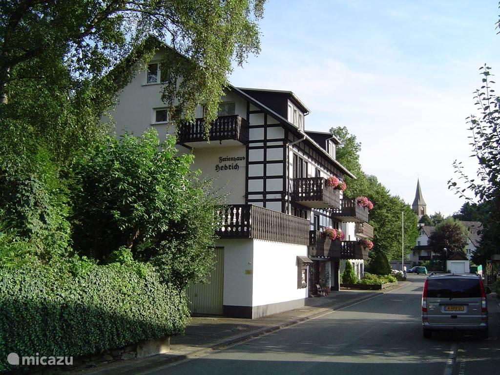 Vakantiehuis Duitsland, Sauerland, Assinghausen - Olsberg Appartement Ferienhaus Hedrich