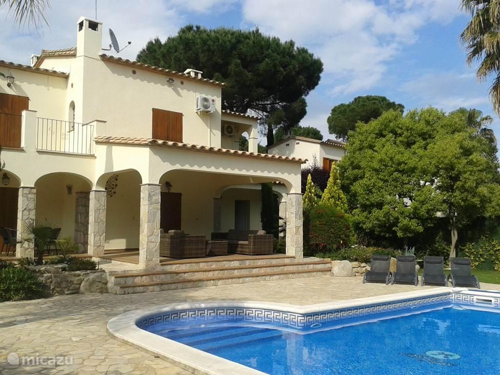 Vakantiehuis Spanje, Costa Brava, Calonge villa Villa Figueres