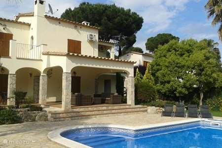 Vakantiehuis Spanje, Costa Brava – villa Villa Figueres