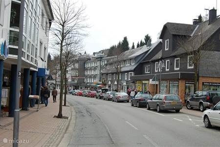 Winkelen in Willingen